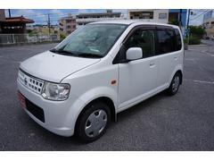 沖縄の中古車 日産 オッティ 車両価格 17万円 リ済込 平成20年 14.8万K ホワイト