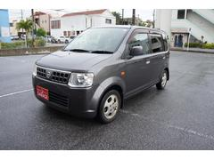 沖縄の中古車 日産 オッティ 車両価格 19万円 リ済込 平成19年 9.9万K グレー