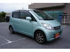 沖縄の中古車 ダイハツ ムーヴ 車両価格 21万円 リ済込 平成22年 14.9万K LグリーンM