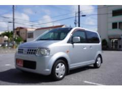 沖縄の中古車 日産 オッティ 車両価格 20万円 リ済込 平成19年 12.4万K シルバー