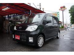 沖縄の中古車 ダイハツ タントエグゼ 車両価格 43万円 リ済別 平成22年 8.1万K ブラック