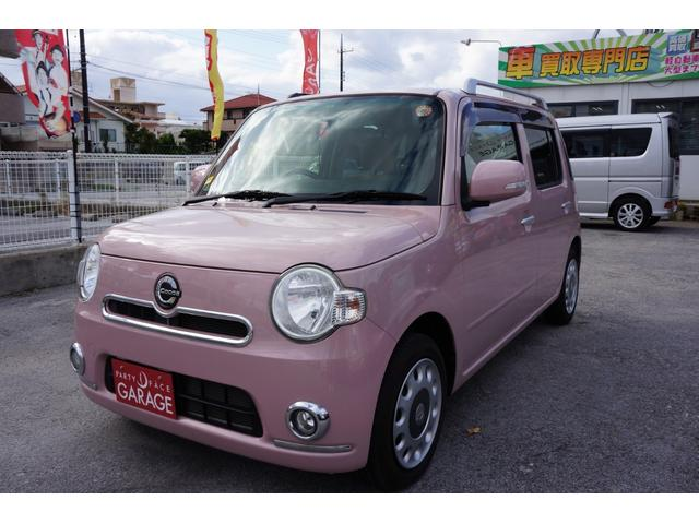 沖縄県の中古車ならミラココア ココアプラスX