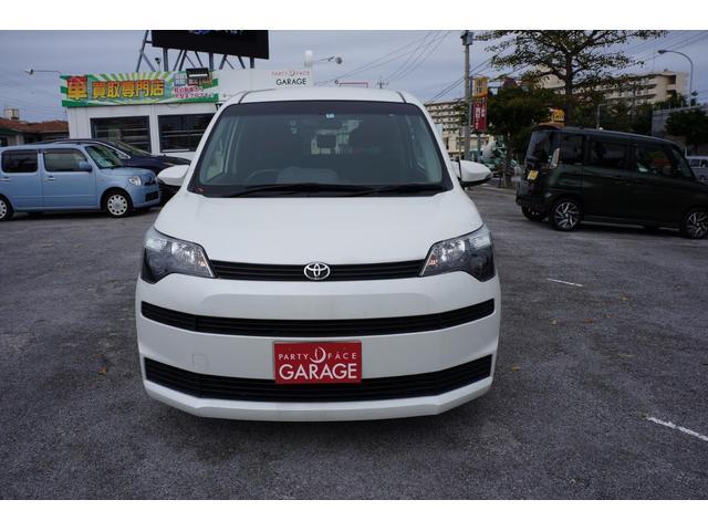 沖縄の中古車 トヨタ スペイド 車両価格 58万円 リ済別 2014(平成26)年 4.5万km パール