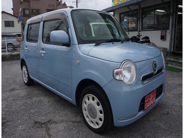沖縄県の中古車ならミラココア ココアXスペシャルコーデ 走行4万キロ台