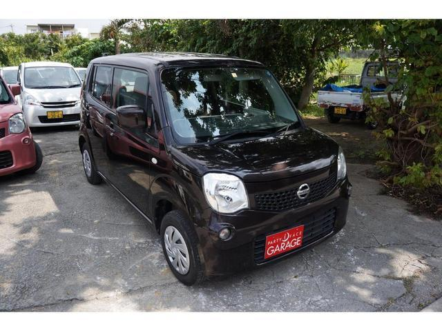 沖縄県の中古車ならモコ S 社外ナビ バックカメラ付き