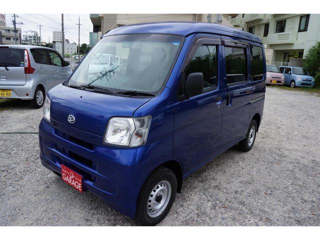 沖縄県の中古車ならハイゼットカーゴ DX