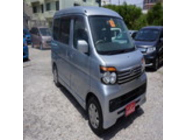 沖縄県の中古車ならアトレーワゴン カスタムターボR 走行7万キロ台