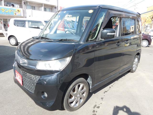 沖縄県の中古車ならパレットSW リミテッドII 両側パワースライドドア シートヒーター