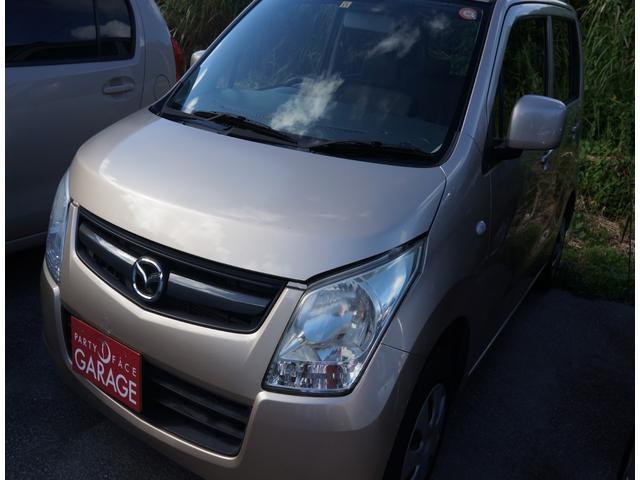 沖縄県の中古車ならAZワゴン XG レンタアップ&現状販売車