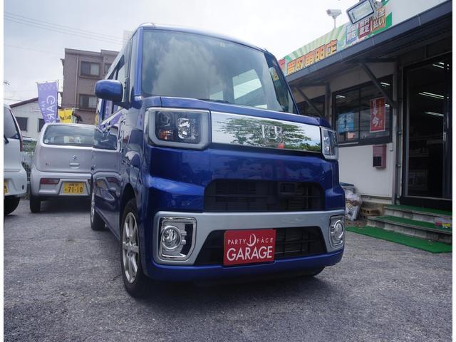 沖縄県の中古車ならウェイク L SA
