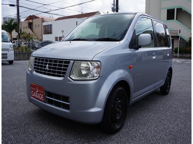 沖縄県中頭郡中城村の中古車ならeKワゴン M レンタアップ・現状販売車