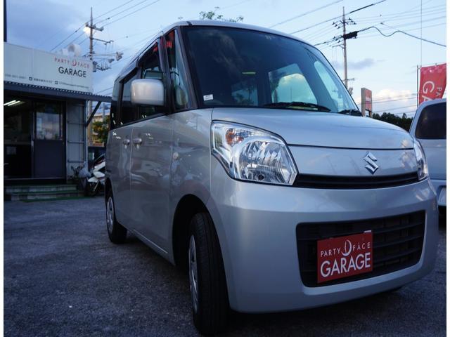 沖縄県の中古車ならスペーシア X アイドリングストップ ETC