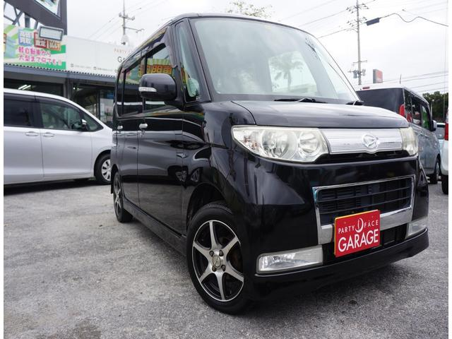 沖縄県の中古車ならタント カスタムX 現状販売車