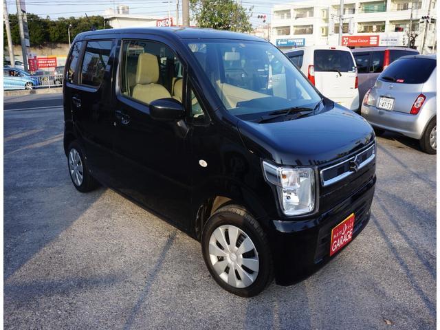 沖縄県の中古車ならワゴンR FA ナビ付 ドラレコ