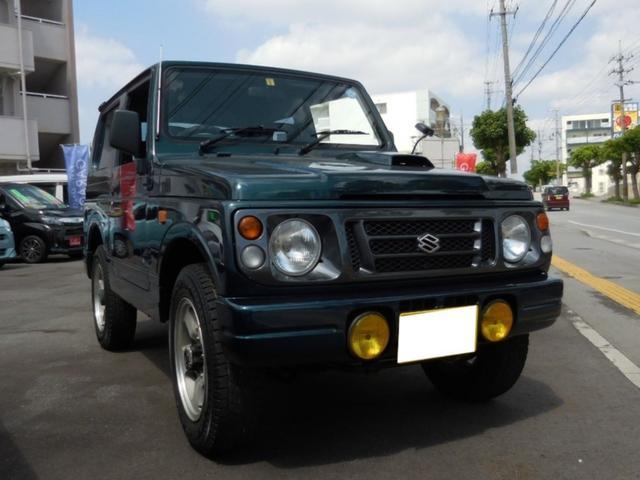 沖縄県の中古車ならジムニー 特別仕様車ランドベンチャー