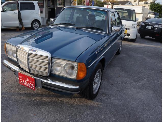 沖縄県の中古車ならミディアムクラス 300D 右ハンドル 希少ディーゼル車