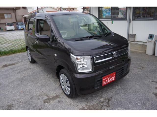 沖縄県の中古車ならワゴンR FA Bluetoothナビ取付コミ