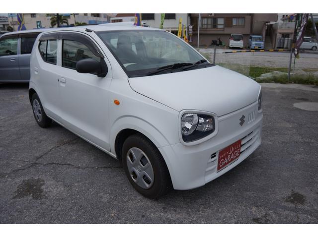 沖縄県中頭郡中城村の中古車ならアルト L Bluetoothナビ取付コミ ドラレコ
