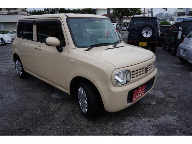 沖縄県の中古車ならアルトラパン G 社外ナビ 純正オーディオ ドラレコ