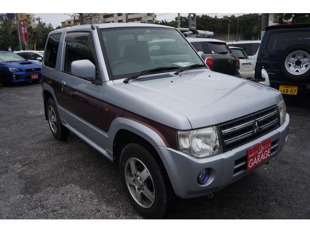 パジェロミニ:沖縄県中古車の新着情報