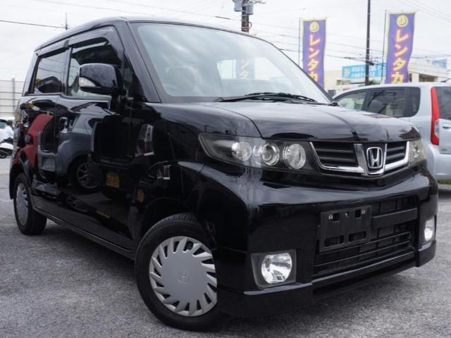 沖縄県の中古車ならゼストスパーク G HID フォグ スマートキー 禁煙車