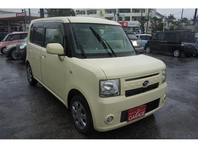 沖縄県の中古車ならムーヴコンテ G NAVI エコアイドルストップ スマートキー