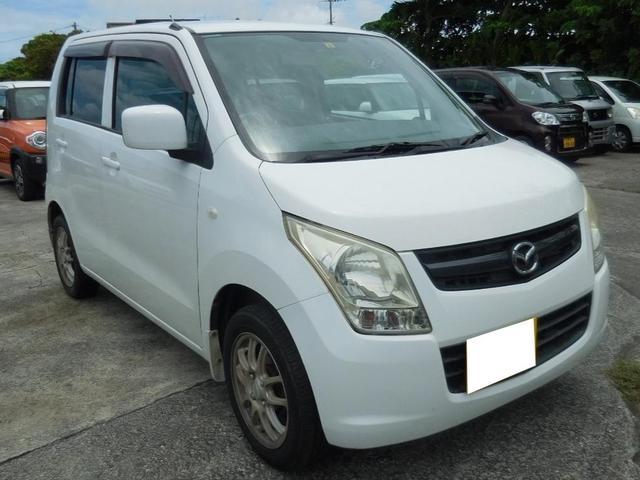 沖縄県の中古車ならAZワゴン XF