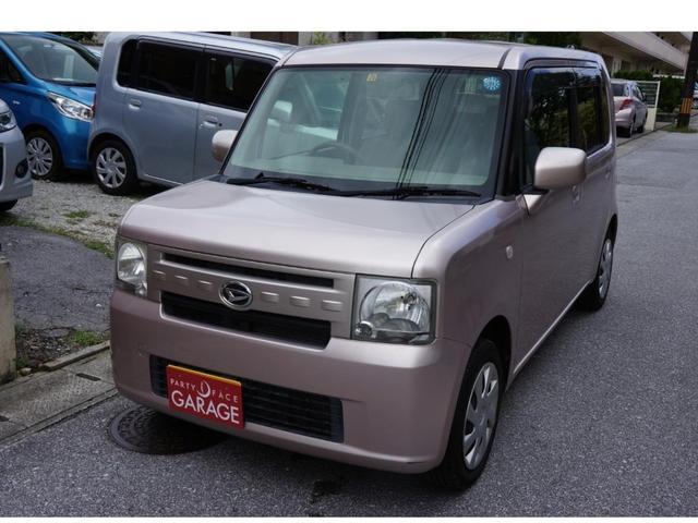 沖縄県中頭郡中城村の中古車ならムーヴコンテ X ドアバイザー スマートキー
