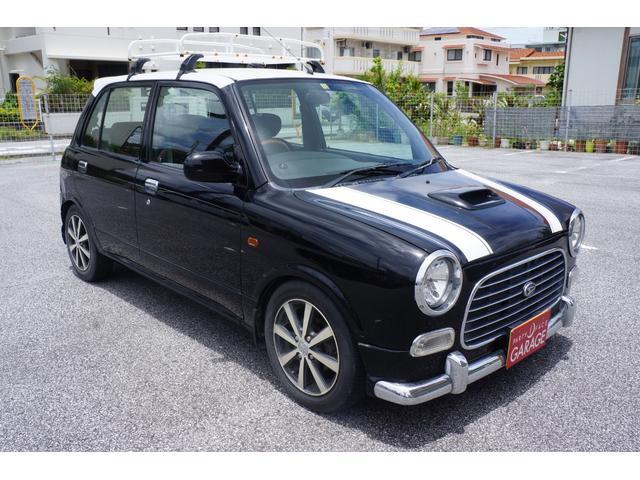 沖縄県石垣市の中古車ならミラジーノ ジーノターボ