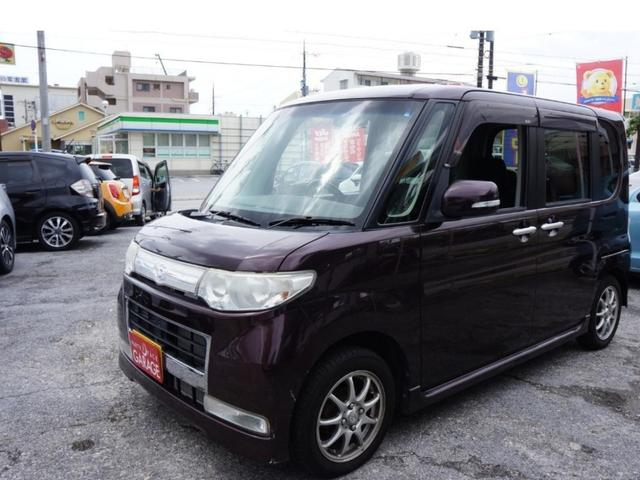沖縄県の中古車ならタント カスタムXリミテッド