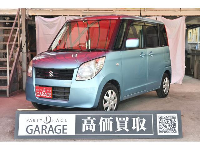 沖縄県の中古車ならパレット L Bluetooth対応ナビ プッシュスタート スマートキー