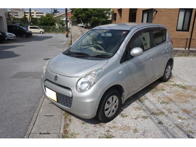 沖縄県の中古車ならアルト Gタイプ 純正CDオーディオ キーレス 電動ミラー レンタカーアップ