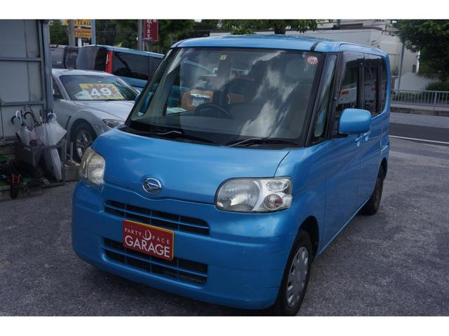沖縄県浦添市の中古車ならタント Xリミテッド 現状販売車 パワースライドドア スマートキー
