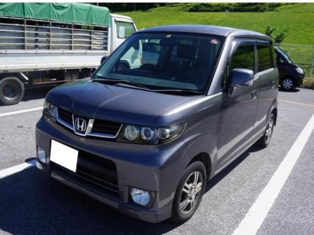 沖縄県那覇市の中古車ならゼストスパーク G