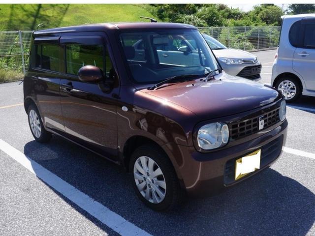 沖縄県那覇市の中古車ならアルトラパン G