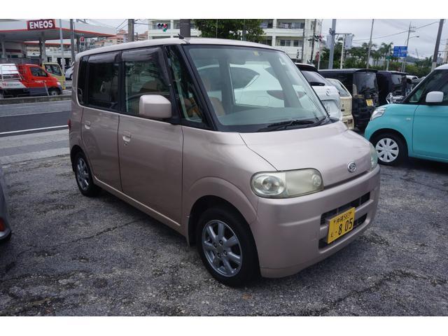 沖縄県の中古車ならタント ハッピーセレクション