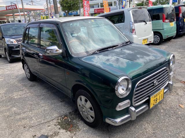 沖縄県の中古車ならミラジーノ ジーノ ユーザー買取 現状販売車
