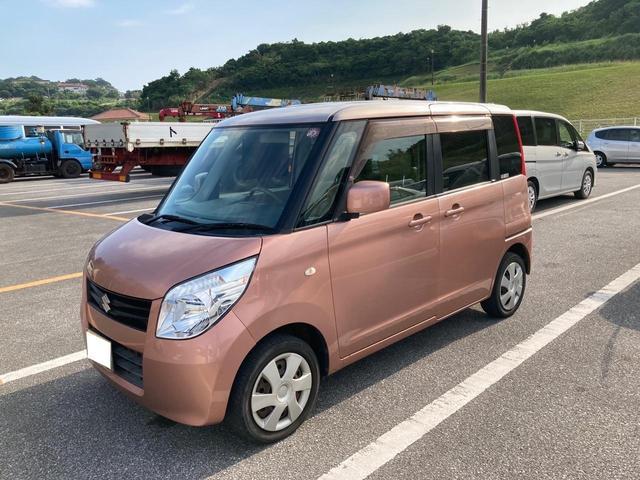 沖縄県の中古車ならパレット X