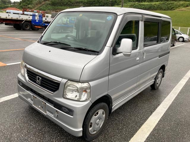 沖縄県うるま市の中古車ならバモス M