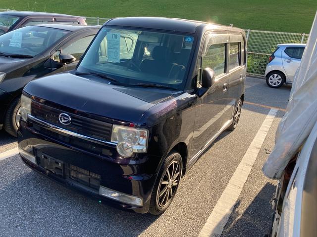 沖縄県の中古車ならムーヴコンテ カスタム X ユーザー買取車