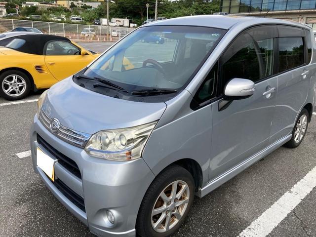 沖縄県の中古車ならムーヴ カスタム G