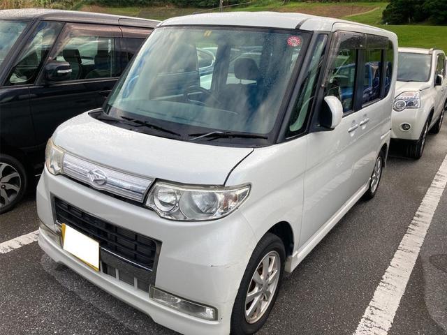 沖縄県糸満市の中古車ならタント カスタムXリミテッド