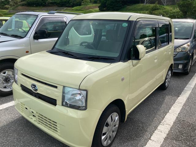 沖縄県那覇市の中古車ならムーヴコンテ L 純正オーディオ エコアイドルストップ機能搭載 キーレス