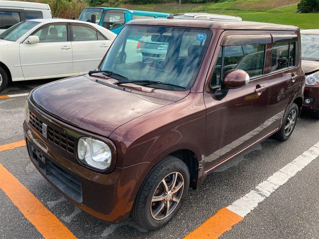 沖縄県中頭郡中城村の中古車ならアルトラパン X