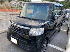 N−BOXG SSパッケージ 両側パワースライドドア スマートキー プッシュスタート 社外ナビ バックカメラ ETC車載器 ステアリングスイッチ 電格ミラー 純正アルミホイール 4WD