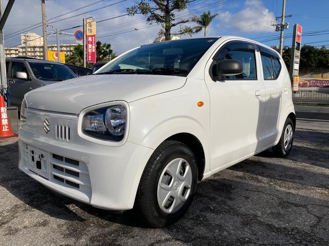 沖縄県の中古車ならアルト L キーレス 純正オーディオ シートヒーター アイドリングストップ機能搭載 横滑り防止システム