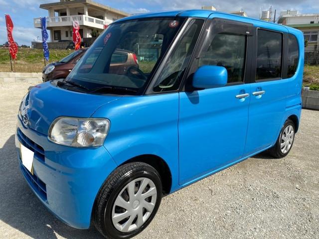 沖縄県の中古車ならタント L レンタカーアップ 現状販売車