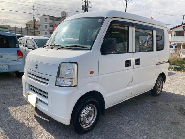 沖縄県の中古車ならエブリイ PC レンタカーアップ 現状販売車