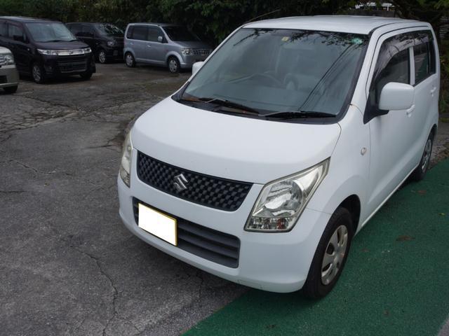 沖縄県石垣市の中古車ならワゴンR FX