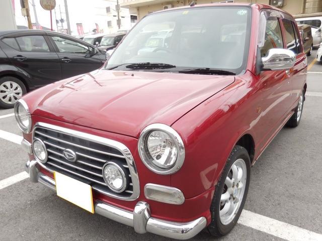 沖縄県の中古車ならミラジーノ ミニライトスペシャルターボ